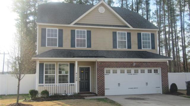 4129 Daggerboard Dr #104, Chesapeake, VA 23321 (MLS #10178159) :: Chantel Ray Real Estate