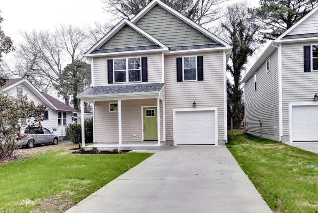 116B Cherry Ave, Hampton, VA 23661 (#10178337) :: Austin James Real Estate
