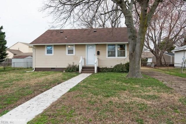 119 E Weaver Rd, Hampton, VA 23666 (#10178358) :: Austin James Real Estate