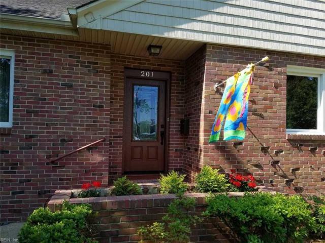 201 Oxford St, Norfolk, VA 23505 (#10178365) :: Austin James Real Estate