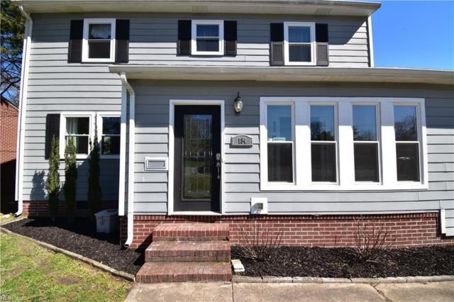 184 Lasalle Ave, Hampton, VA 23661 (#10178426) :: Austin James Real Estate