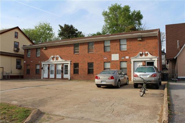308 W 31st St, Norfolk, VA 23508 (#10178523) :: Austin James Real Estate