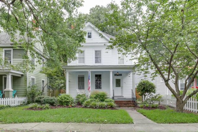 446 Mt Vernon Ave, Portsmouth, VA 23707 (#10178557) :: Austin James Real Estate