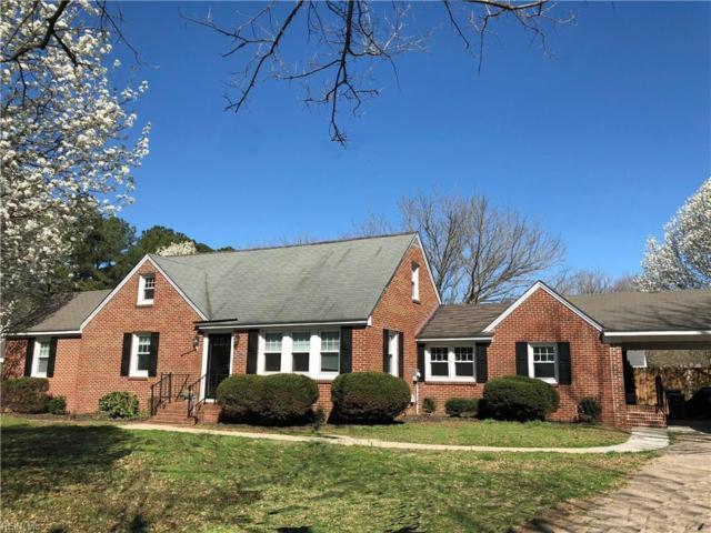 8403 Bell Ave, Southampton County, VA 23866 (#10178561) :: The Kris Weaver Real Estate Team