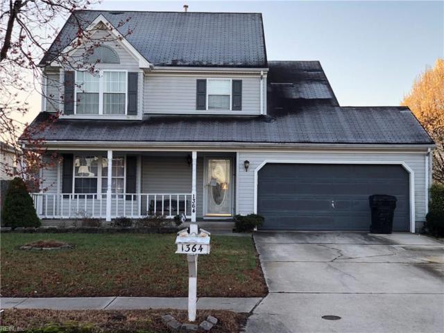 1364 Raynor Dr, Virginia Beach, VA 23456 (MLS #10178827) :: Chantel Ray Real Estate