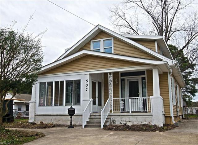 507 Beach Rd, Hampton, VA 23664 (MLS #10178861) :: Chantel Ray Real Estate
