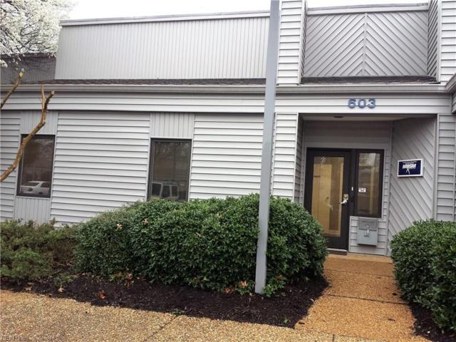 732 Thimble Shoals Blvd #603, Newport News, VA 23606 (#10178970) :: Austin James Real Estate