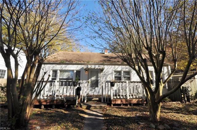 719 Vermont Ave, Portsmouth, VA 23707 (#10179017) :: Austin James Real Estate
