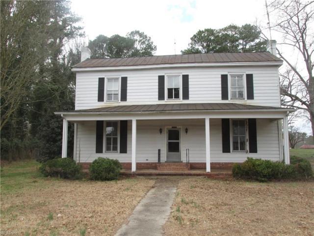 23048 Main St, Southampton County, VA 23829 (#10179054) :: Austin James Real Estate