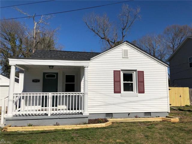 3472 Thomas St, Norfolk, VA 23513 (#10179264) :: Austin James Real Estate