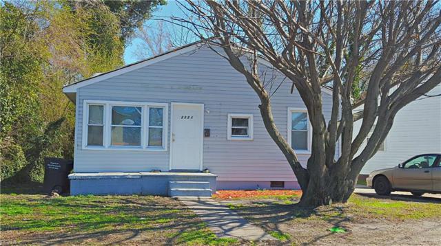2321 Columbus Ave, Portsmouth, VA 23704 (MLS #10179321) :: Chantel Ray Real Estate