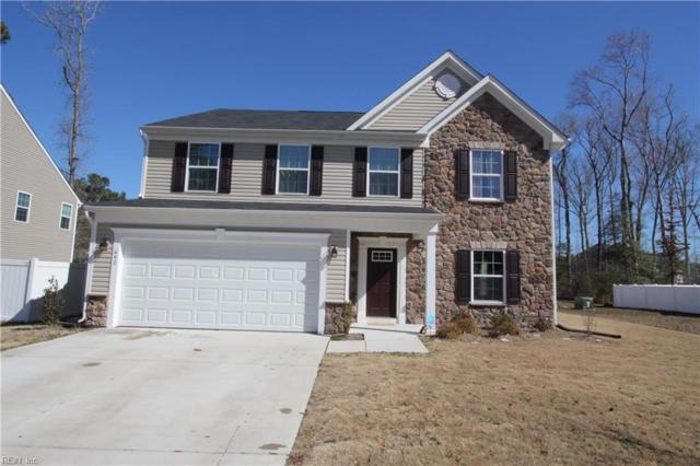 642 Newman Dr, Newport News, VA 23601 (MLS #10179324) :: Chantel Ray Real Estate