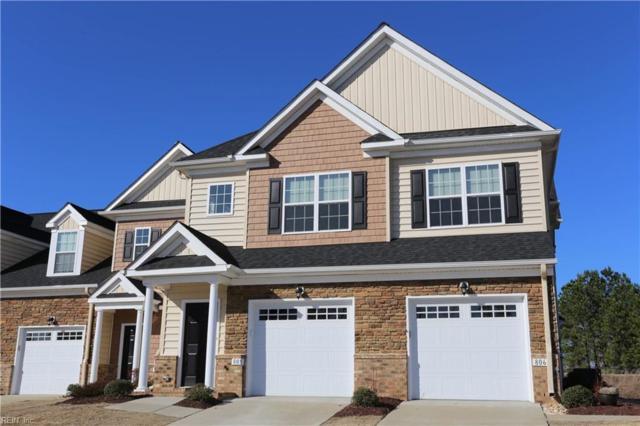 805 Braemar Creek, James City County, VA 23188 (#10179424) :: Austin James Real Estate
