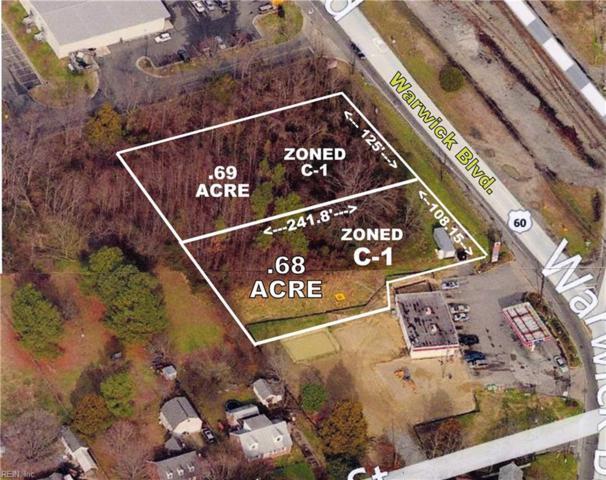 17409 Warwick Blvd, Newport News, VA 23603 (MLS #10179479) :: Chantel Ray Real Estate