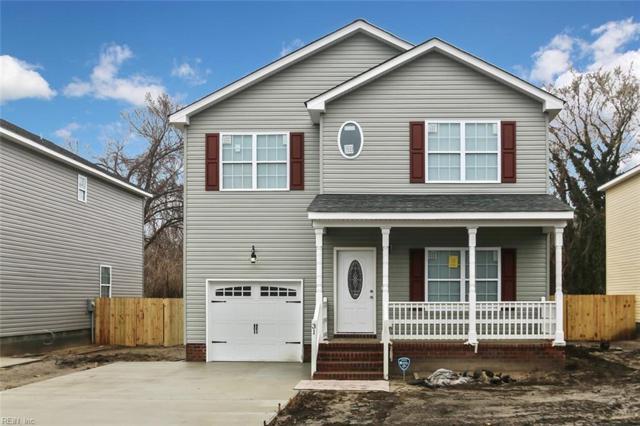 25 Temple St, Portsmouth, VA 23701 (MLS #10179640) :: Chantel Ray Real Estate