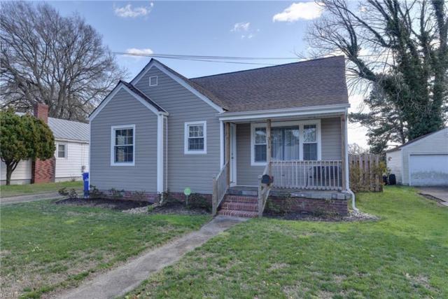311 Hanbury Ave, Portsmouth, VA 23702 (MLS #10179708) :: Chantel Ray Real Estate