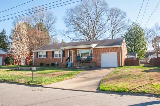 4016 Summerset Dr, Portsmouth, VA 23703 (MLS #10179936) :: Chantel Ray Real Estate