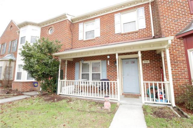 849 Creekside Cres, Chesapeake, VA 23320 (#10179975) :: Austin James Real Estate