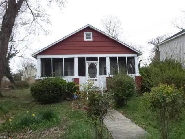 509 Washington St, Hampton, VA 23669 (MLS #10180281) :: Chantel Ray Real Estate