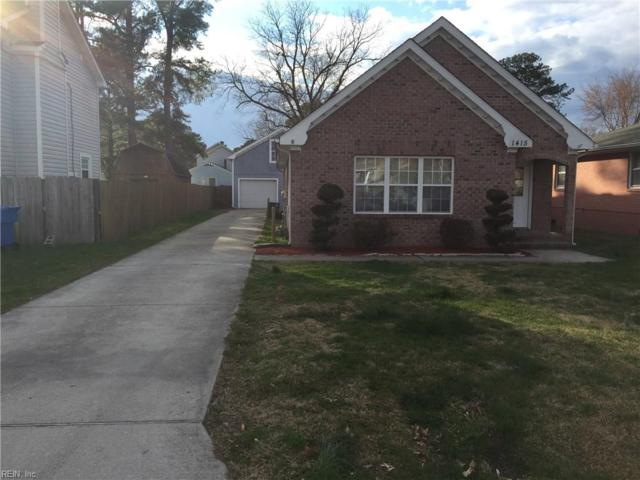 1415 Elder Ave, Chesapeake, VA 23325 (#10180297) :: Austin James Real Estate