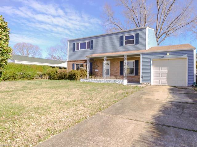 205 Greenwell Dr, Hampton, VA 23666 (MLS #10180309) :: AtCoastal Realty