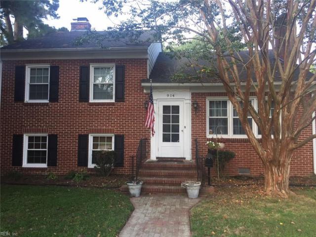 914 Virginia Ave, Suffolk, VA 23434 (#10180338) :: Austin James Real Estate