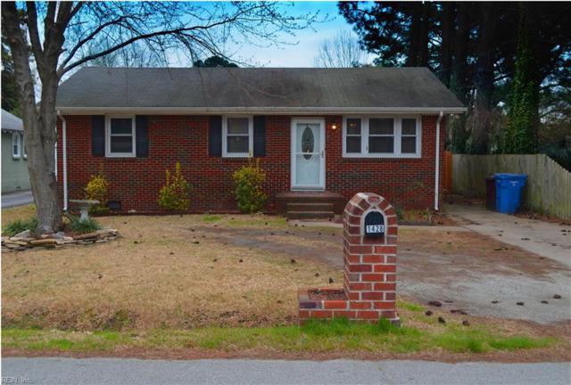 1428 Hawthorne Dr, Chesapeake, VA 23325 (#10180379) :: Austin James Real Estate