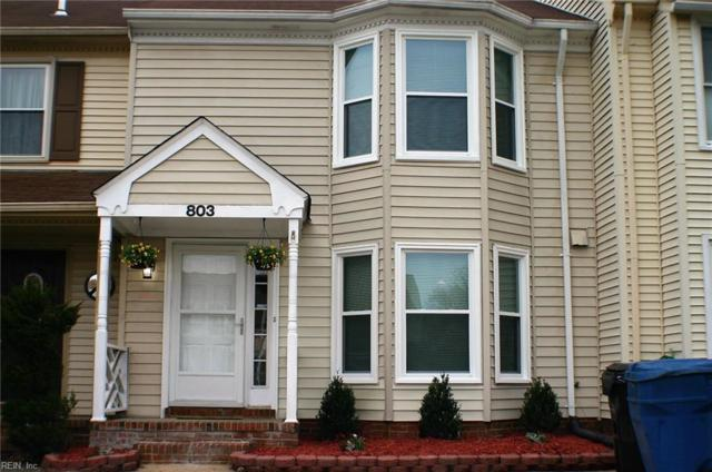 803 Foxmoore Ct Ct, Virginia Beach, VA 23462 (#10180397) :: Green Tree Realty Hampton Roads