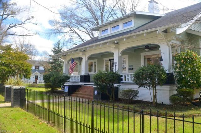 1101 Larchmont Cres, Norfolk, VA 23508 (#10180407) :: Green Tree Realty Hampton Roads