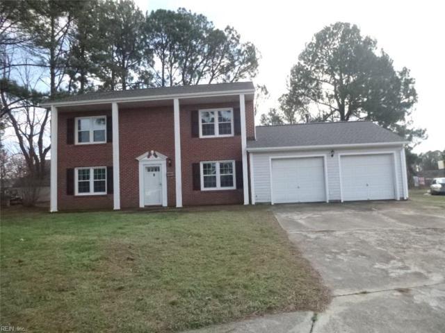 10 Evans St, Hampton, VA 23669 (MLS #10180553) :: Chantel Ray Real Estate
