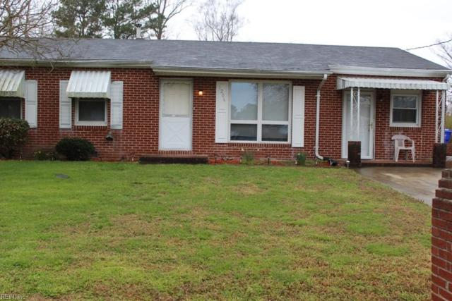 1206 Truman Rd, Suffolk, VA 23434 (#10180748) :: Austin James Real Estate