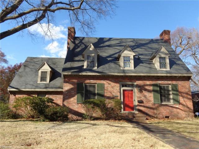 1420 Buckingham Ave, Norfolk, VA 23508 (#10180787) :: Green Tree Realty Hampton Roads