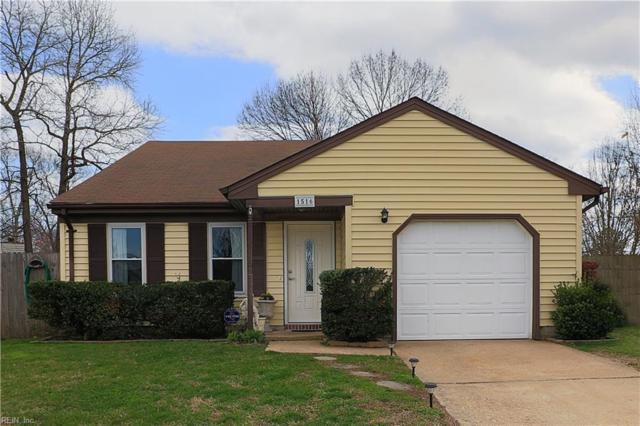 1516 Chirnside Ct, Virginia Beach, VA 23464 (MLS #10180810) :: Chantel Ray Real Estate