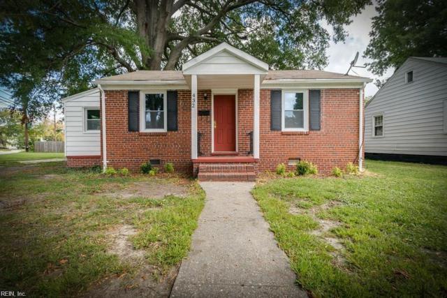 432 Hampton Roads Ave, Hampton, VA 23661 (MLS #10180897) :: Chantel Ray Real Estate