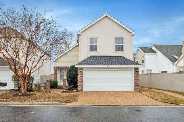 2248 Creeks Edge Dr, Virginia Beach, VA 23451 (MLS #10180930) :: Chantel Ray Real Estate