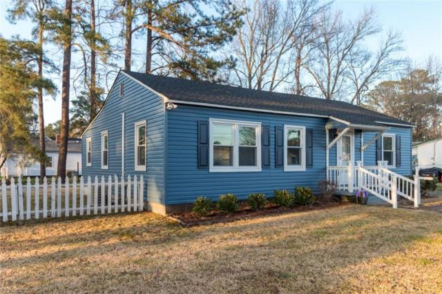 411 Summers Pl, Portsmouth, VA 23702 (MLS #10180986) :: Chantel Ray Real Estate
