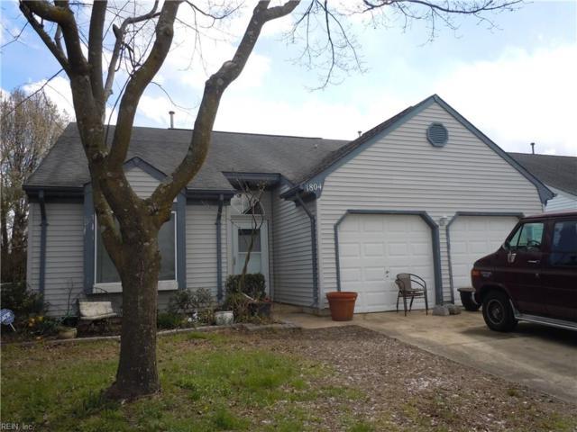 1804 Bernstein Dr, Virginia Beach, VA 23454 (MLS #10181009) :: Chantel Ray Real Estate