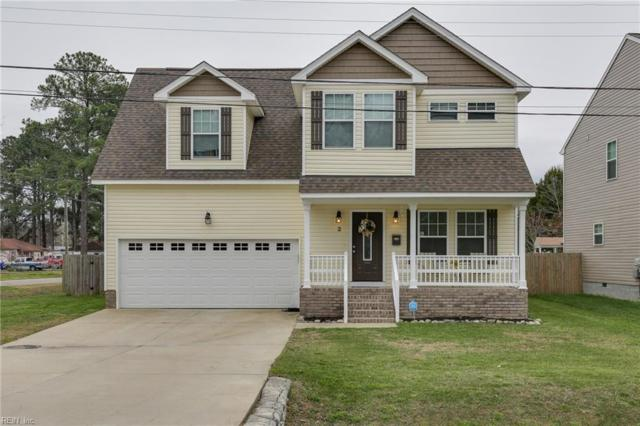 2 Maupin Ave, Portsmouth, VA 23702 (MLS #10181042) :: Chantel Ray Real Estate