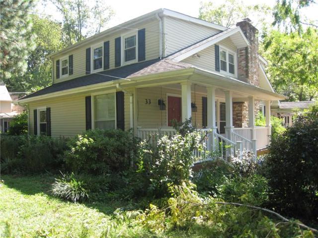 33 Miller Rd, Newport News, VA 23602 (#10181085) :: Green Tree Realty Hampton Roads