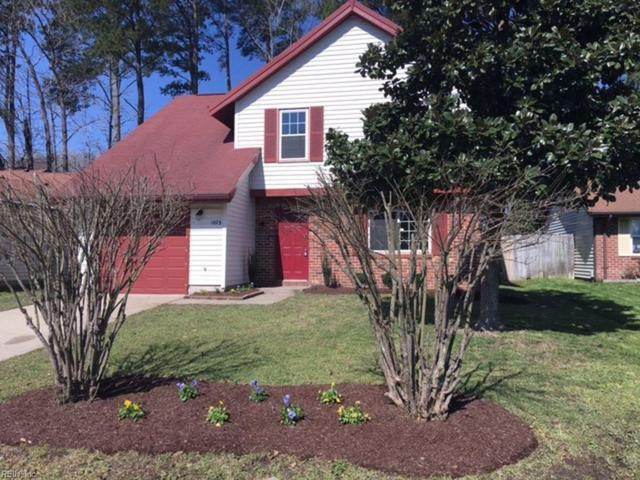 1073 Tall Oak Dr, Virginia Beach, VA 23462 (#10181174) :: Green Tree Realty Hampton Roads