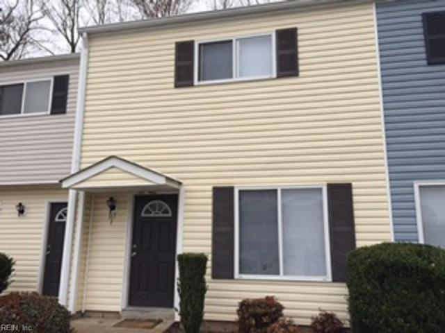 165 F Delmar Lane Ln F, Newport News, VA 23602 (#10181176) :: Austin James Real Estate