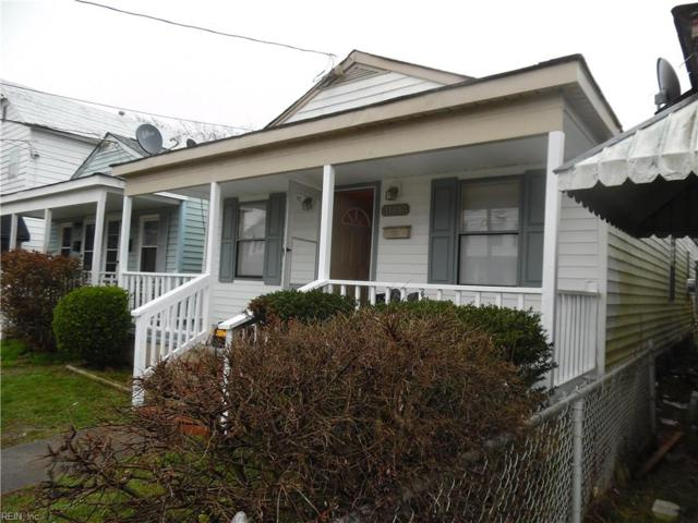 1146 28th St, Newport News, VA 23607 (#10182395) :: Green Tree Realty Hampton Roads