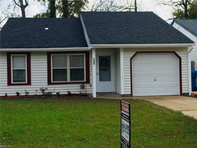 1650 Mill Oak Rd, Virginia Beach, VA 23464 (#10182433) :: Austin James Real Estate