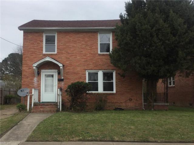 1804 Marshall Ave, Newport News, VA 23607 (#10182542) :: Green Tree Realty Hampton Roads