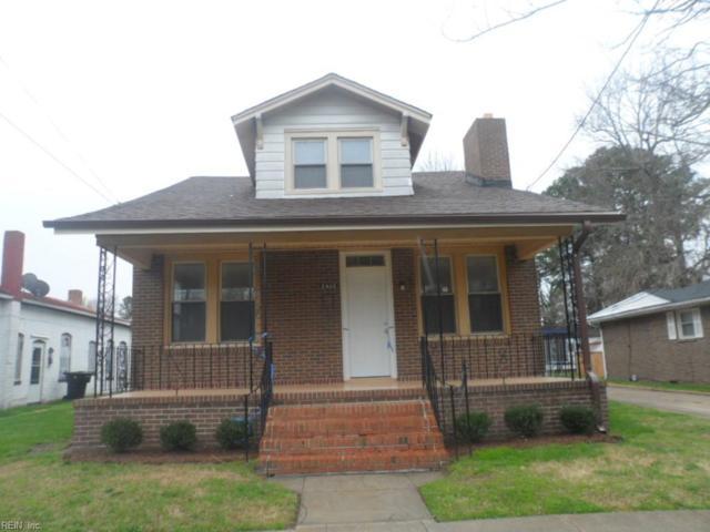 2420 Piedmont Ave, Portsmouth, VA 23704 (MLS #10182598) :: Chantel Ray Real Estate