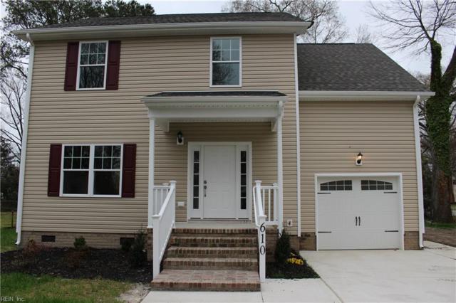 525 Vaughan Ave, Hampton, VA 23661 (MLS #10182615) :: Chantel Ray Real Estate