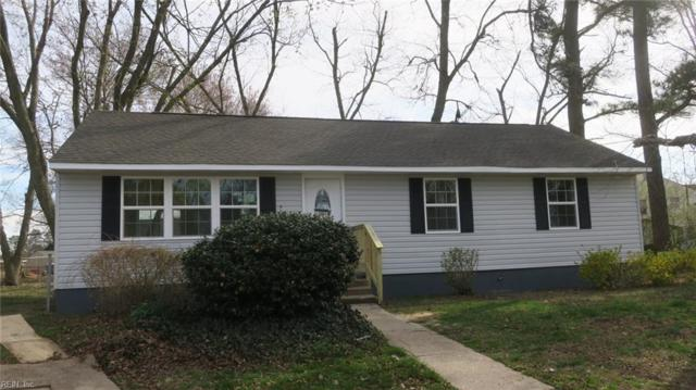 23 Stonewall Ter, Hampton, VA 23666 (MLS #10182884) :: Chantel Ray Real Estate