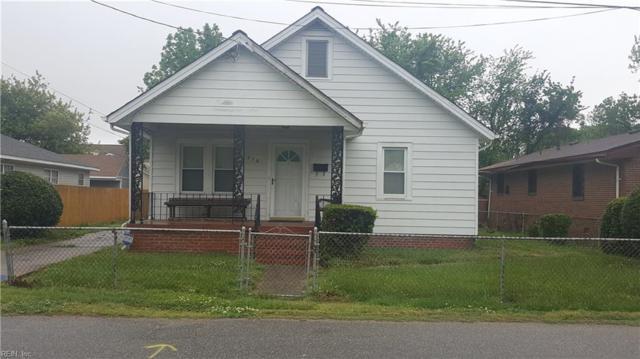 716 Downing St, Hampton, VA 23661 (#10182990) :: Austin James Real Estate