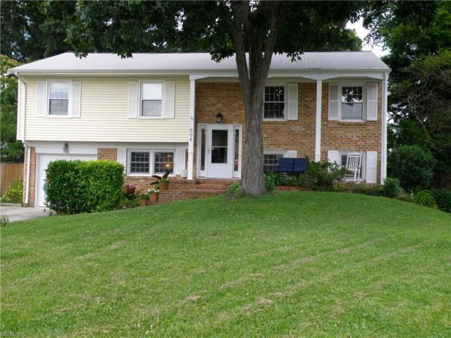604 N Piping Rock Rd, Virginia Beach, VA 23452 (#10183004) :: Austin James Real Estate