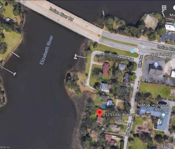 1125 Lilac Ave, Chesapeake, VA 23325 (#10183022) :: Austin James Real Estate